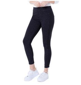 Liverpool Jeans Chloe Moto Pull-On Knit Cheetah