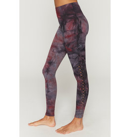 Spiritual Gangster Galaxy Self Love Seamless Legging Wildberry