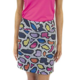 Golftini Golftini Jungle Juice Pull On Skort