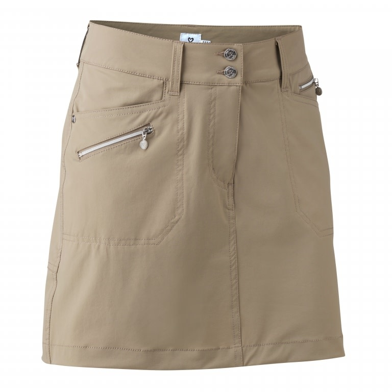 Daily Sports Miracle Skort Almond