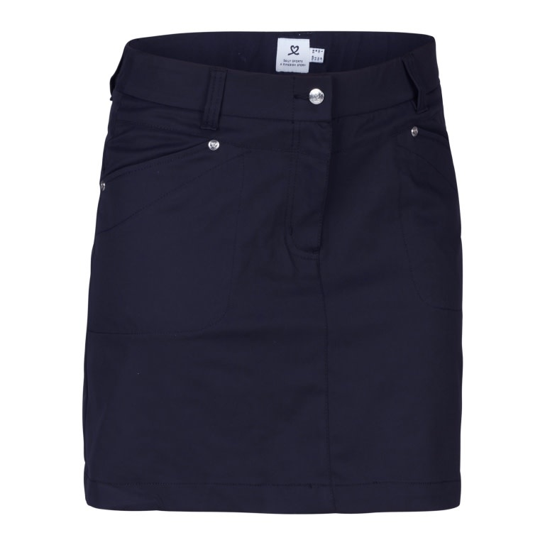 Daily Sports Lyric Skort Long Navy