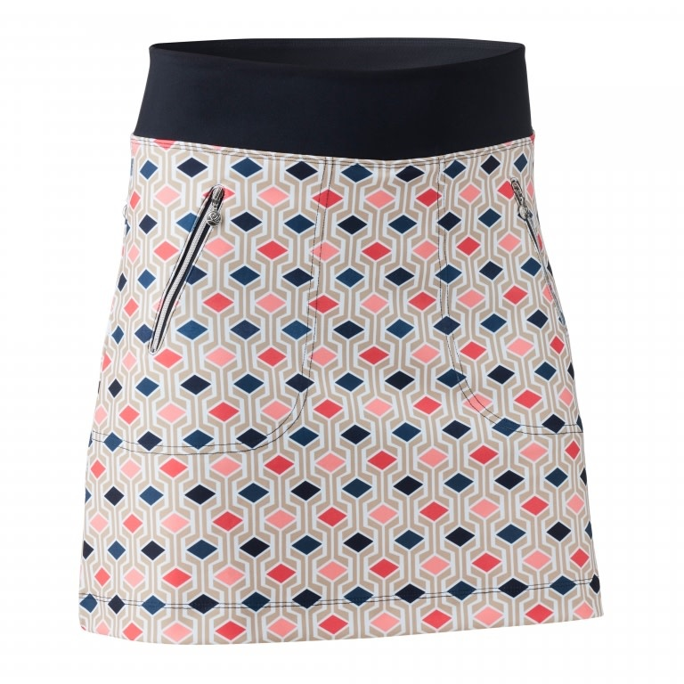 Daily Sports Trish Skort Long Navy