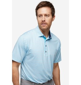 Devereux Carefree Polo Angel Blue