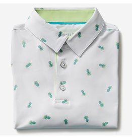 Devereux Proper Kids Polo Mr. Pineapple