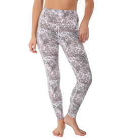 Soybu Soybu Distinct Legging Distressed Camo Grey
