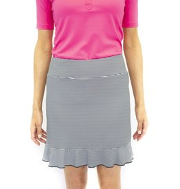 Golftini Blue Martini Pull-On Tech Skort 18""