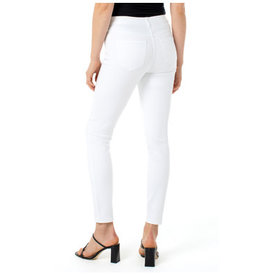 Liverpool Jeans Gia Glider Skinny White
