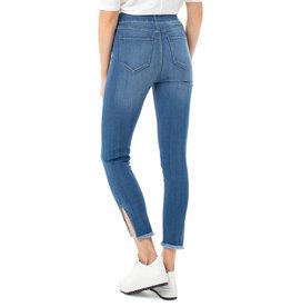 Liverpool Jeans Chloe Crop Angle Slit Stillwell