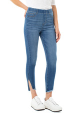 Liverpool Jeans Chloe Crop Angle Slit Stillwell