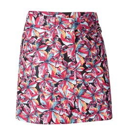Daily Sports Kacie Wind Skort Long Black