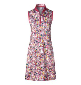 Daily Sports Rickie SL Dress Sangria