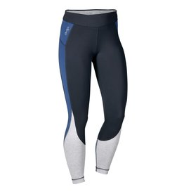 Daily Sports Active Heather TIghts Navy