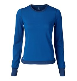 Daily Sports Active Freya Long Sleeve Tee Night Blue