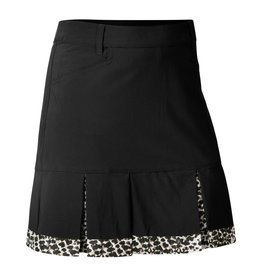 Daily Sports Lykke Skort Long Black