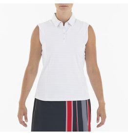 Nivo Sport Alise Polo White
