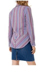 Liverpool Jeans Liverpool Jeans Button Back Shirt Multi Stripe