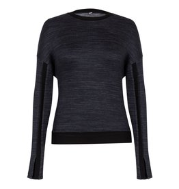 Tail Tennis Tail Vanessa LS Pullover Onyx