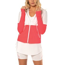 Lucky In Love Lucky In Love Bonjour Jacket Coral