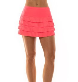 Lucky In Love Lucky In Love Mon Amie Skort Coral