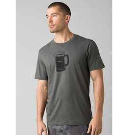prAna Beer Belly Journeyman T-Shirt Charcoal
