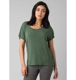 prAna Foundation Slouch Top Canopy Heather