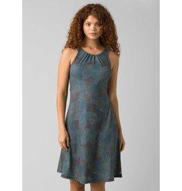 prAna Skypath Dress Chalkboard Dotty