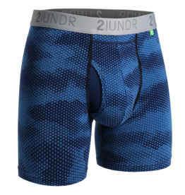2UNDR 2UNDR Swing Shift Boxer Brief Camava
