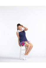 Kinona Kinona Sunny Days Sleeveless Top Navy