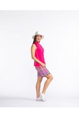 Kinona Kinona Keep it Covered Sleeveless Top Flamingo
