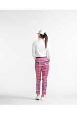 Kinona Kinona Tuck It In Golf Trouser Maid Plaid