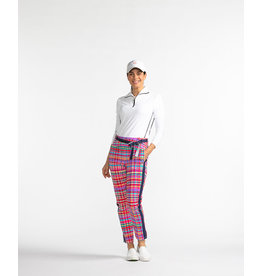 Kinona Kinona Tuck It In Golf Trouser Maid Plaid