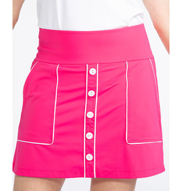 Kinona Kinona Modern Moves Golf Skort Flamingo
