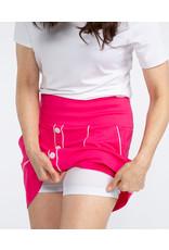 Kinona Kinona Modern Moves Golf Skort Flamingo
