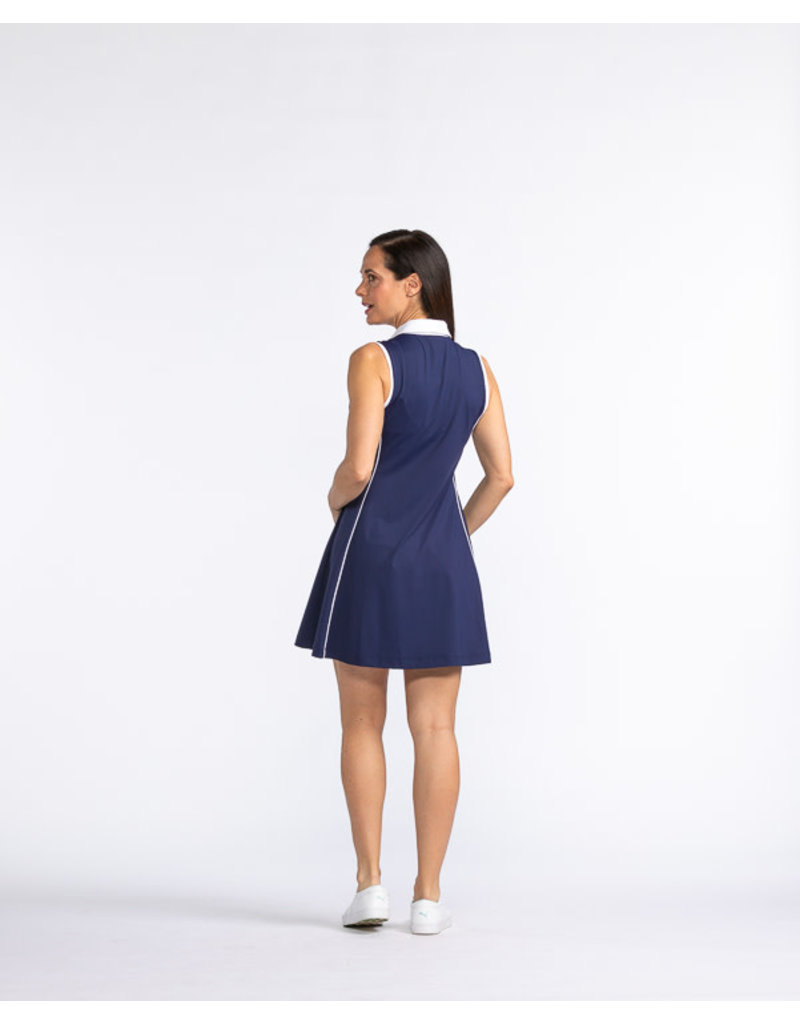 Kinona Kinona Summertime Swing Dress Navy