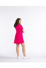 Kinona Kinona Bump & Run Golf Dress Flamingo