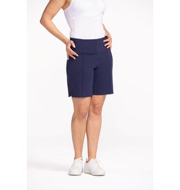 Kinona Kinona Tailored & Trim Golf Short Navy