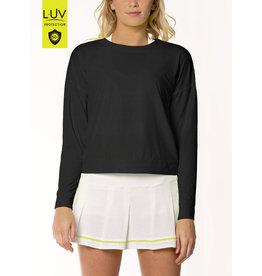 Lucky In Love Hype LS Top Black