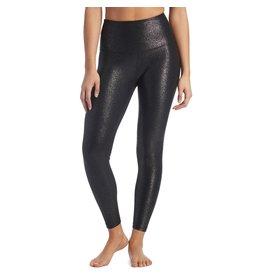 Beyond Yoga Twinkle High Waisted Legging Black-Silver