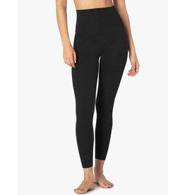 Beyond Yoga Heather High Waist Midi Legging Black