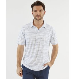 Chase 54 Chase 54 Reel Short Sleeve Polo White
