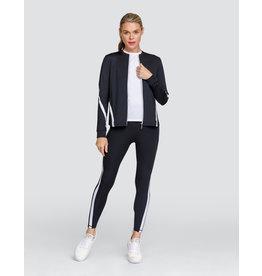 Tail Tennis Tail Gracie Mock Neck Jacket Onyx