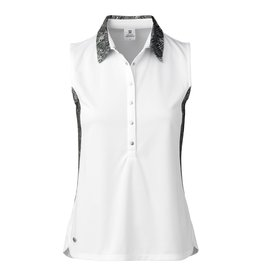 Daily Sports Daily Sports Esmeralda Polo White