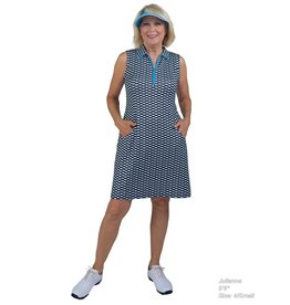 Jofit Jofit Sleeveless Golf Dress Key West