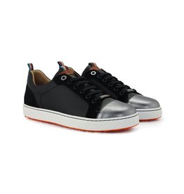Royal Albartross Royal Albartross The Amalfi Sneaker Black