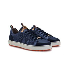 Royal Albartross Royal Albartross The Sahara Sneaker Navy
