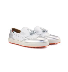 Royal Albartross Royal Albartross The Grace Loafer Silver