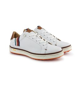 Royal Albartross Royal Albartross The Saxon Sneaker White