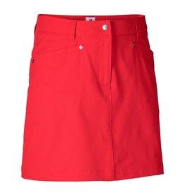Daily Sports Lyric Skort Long Cardinal Red