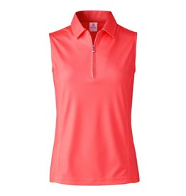 Daily Sports Daily Sports Macy SL Polo Cardinal Red