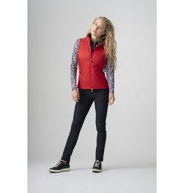 Daily Sports Daily Sports Jaclyn Padded Vest Cardinal Red